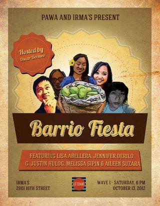 Feast of Stories Litcrawl Filipino